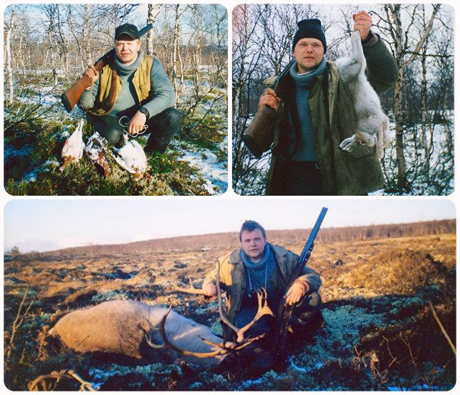 Фото супруга с дичью на охоте. Козлятина. Разделка туши. Вкус и запах мяса. Фасовка и хранение козьего мяса. Свой опыт выращивания коз на мясо.