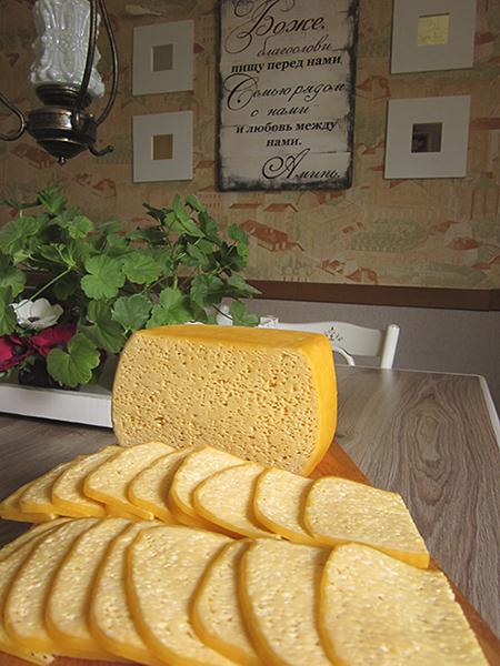 домашний сыр из козьего молока своими руками