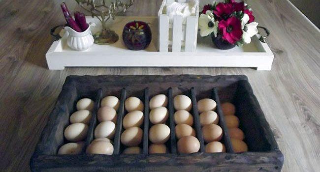 Как хранить яйца | Ящик своими руками