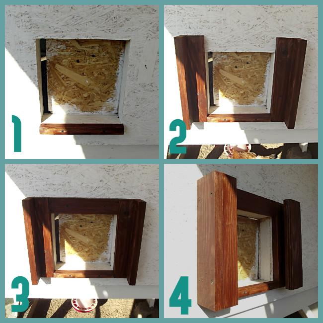 Как построит курятник на 10 - 20 кур. Дверь в курятник для кур несушек, как сделать своими руками.